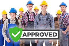 find local approved Scotland trades